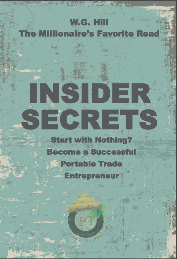 Insider Secrets Successful Portable Trade Entrepreneur