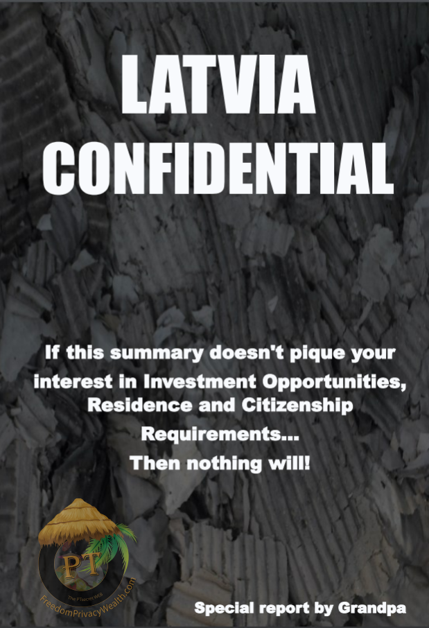 Latvia Confidential