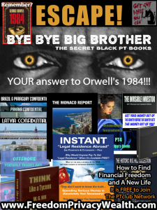 ESCAPE 1984 Bye Bye Big Brother