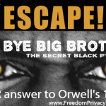ESCAPE 1984 Say Bye Bye Big Brother