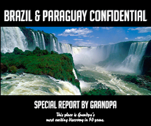 OFFICIAL | BRAZIL & PARAGUAY CONFIDENTIAL