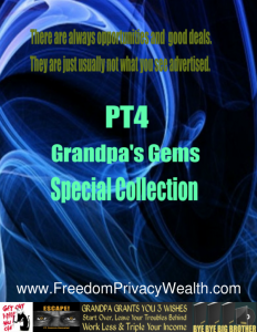 PT4 Grandpas Gems Special Collection
