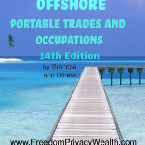 Portable Trades Offshore Occupations PTOO 2020