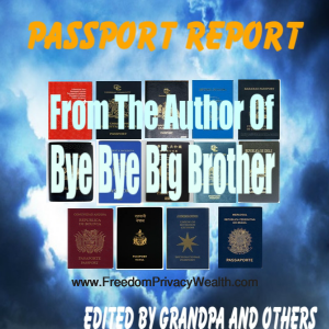 The Second Passport Report
