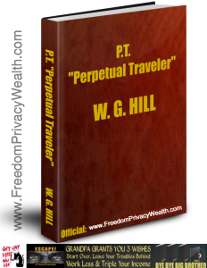 W.G. Hill The Perpetual Traveler PT Book