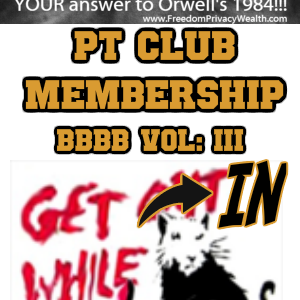 PT Club Membership VOL III