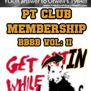 PT Club Membership VOL II