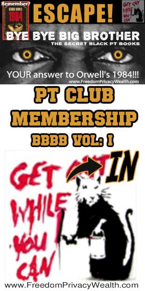 PT Club Membership VOL I