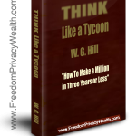 Think Like A Tycoon